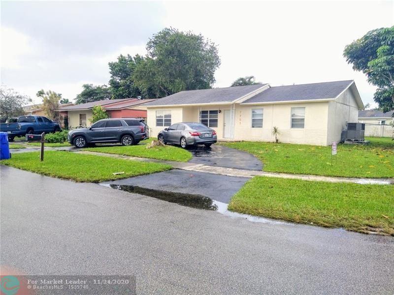 Photo of 7701 SW 7th St, North Lauderdale, FL 33068 (MLS # F10260079)