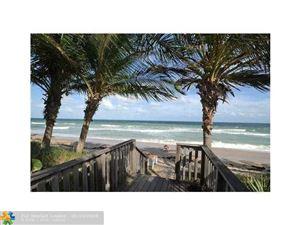 Photo of 2011 N Ocean Blvd #1606, Fort Lauderdale, FL 33305 (MLS # F10177080)