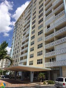 Photo of 305 N Pompano Beach Blvd #1106, Pompano Beach, FL 33062 (MLS # F10185080)