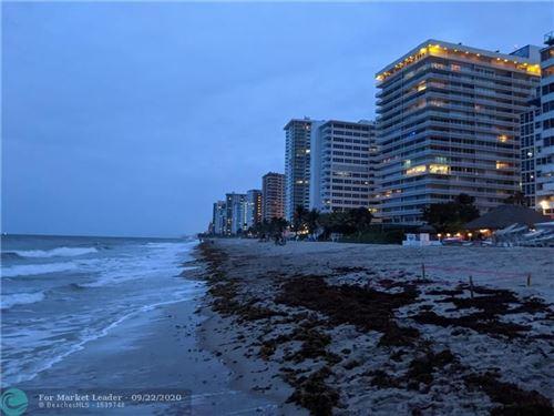 Photo of 4040 Galt Ocean Dr #1019, Fort Lauderdale, FL 33308 (MLS # F10250080)