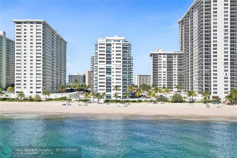 Photo of 3430 Galt Ocean Dr #310, Fort Lauderdale, FL 33308 (MLS # F10240080)