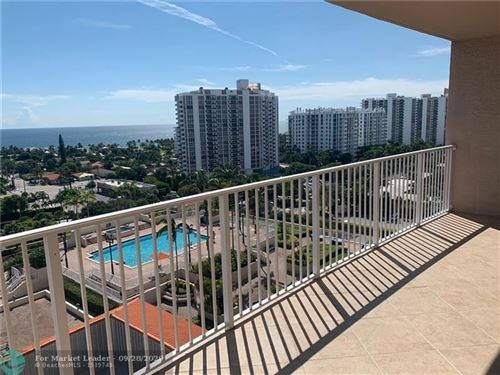 Photo of 3020 NE 32nd Ave #1213, Fort Lauderdale, FL 33308 (MLS # F10251082)