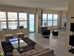 Photo of 3900 N Galt Ocean Dr #1716, Fort Lauderdale, FL 33308 (MLS # F10162083)