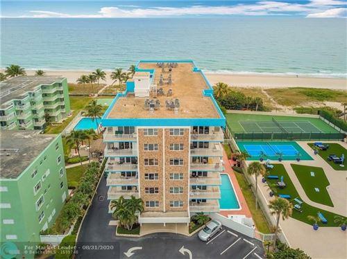 Foto de inmueble con direccion 1770 S Ocean Blvd #608 Lauderdale By The Sea FL 33062 con MLS F10214083