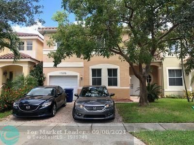 17075 SW 34th St, Miramar, FL 33027 - #: F10295084