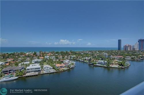 Photo of 20201 E Country Club Dr #1903, Aventura, FL 33180 (MLS # F10245085)