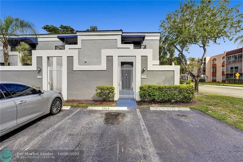 Photo of 2344 SW 82nd Ter #2344, North Lauderdale, FL 33068 (MLS # F10303085)