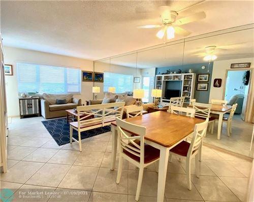 Photo of 6000 N Ocean Blvd #9E, Lauderdale By The Sea, FL 33308 (MLS # F10285087)