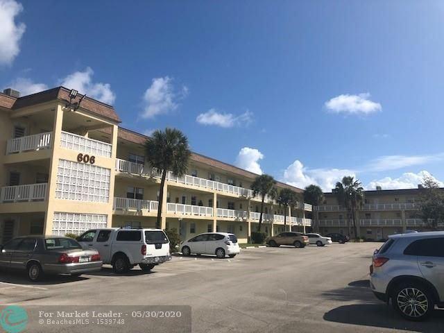 606 SW Natura Blvd #206, Deerfield Beach, FL 33441 - MLS#: F10221087