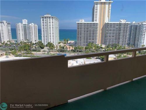 Photo of 3300 NE 36th St #1414, Fort Lauderdale, FL 33308 (MLS # F10259088)