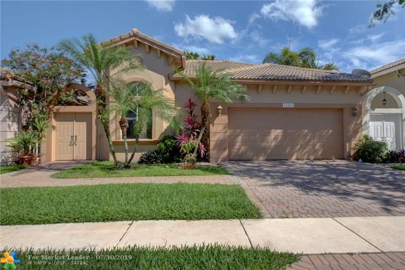 Photo for 12442 NW 57th St, Coral Springs, FL 33076 (MLS # F10187088)