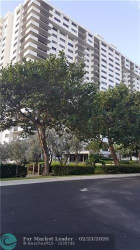 Photo of 3200 Port Royale Dr #2108, Fort Lauderdale, FL 33308 (MLS # F10218089)