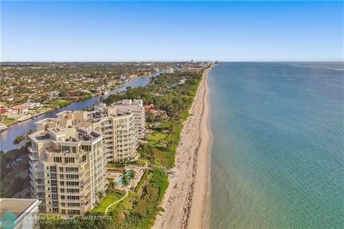 Photo of 1063 Hillsboro Mile #205, Hillsboro Beach, FL 33062 (MLS # F10220091)