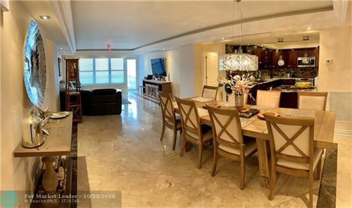 Photo of 3900 Galt Ocean Dr #2316, Fort Lauderdale, FL 33308 (MLS # F10255091)
