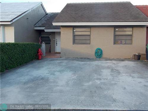 Photo of 4821 SW 144th Ct, Miami, FL 33175 (MLS # F10296091)
