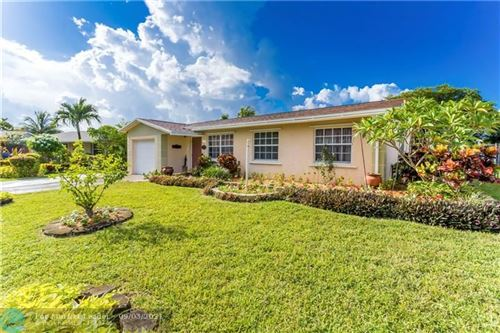 Photo of 7307 SW 7th St, North Lauderdale, FL 33068 (MLS # F10299093)