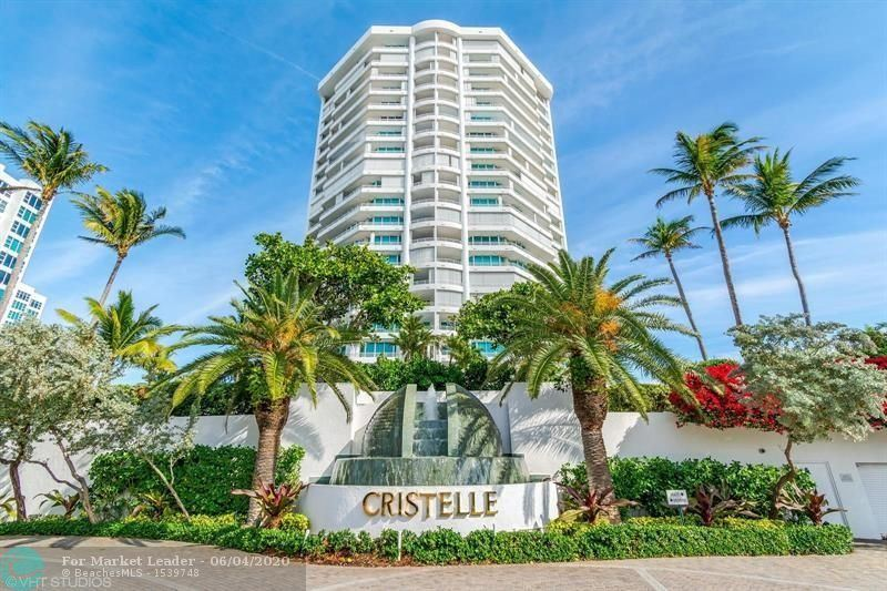 Photo of 1700 S Ocean Blvd #7A, Lauderdale By The Sea, FL 33062 (MLS # F10218093)