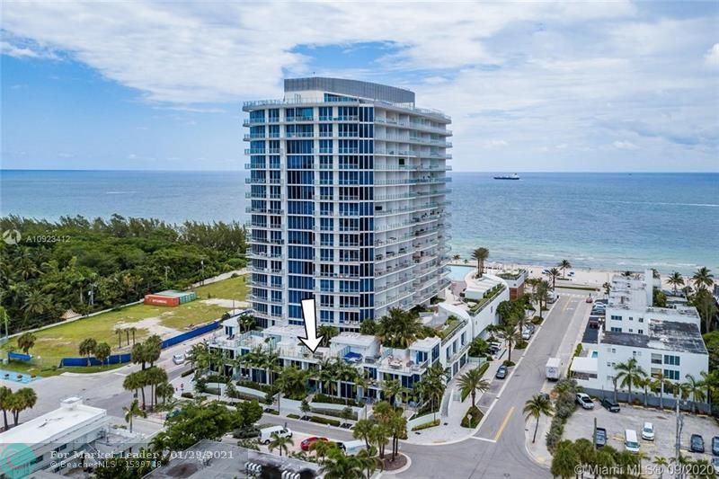 701 N Ft Lauderdale Blvd #TH4, Fort Lauderdale, FL 33304 - #: F10250093