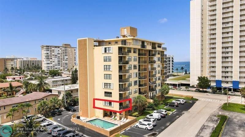 801 N Ocean Blvd #204, Pompano Beach, FL 33062 - #: F10290094