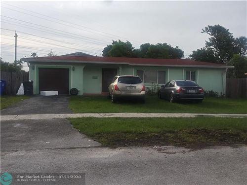 Foto de inmueble con direccion 1209 Stardust North Lauderdale FL 33068 con MLS F10230096