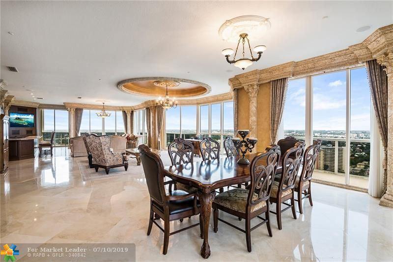 Photo of 3100 N Ocean Boulevard PH 2801 #2801, Fort Lauderdale, FL 33308 (MLS # F10181096)