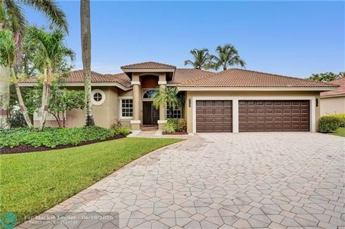 Photo of Listing MLS f10235097 in 3731 Oak Ridge Cir Weston FL 33331
