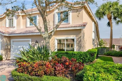 Photo of 7270 NW 61st Ter #7270, Parkland, FL 33067 (MLS # F10267097)