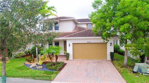 Photo of 8221 NW 120th Way, Parkland, FL 33076 (MLS # F10230099)