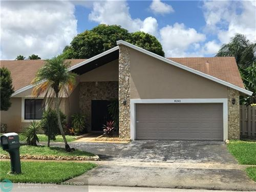 Photo of Listing MLS f10240099 in 8241 NW 52nd Ct Lauderhill FL 33351