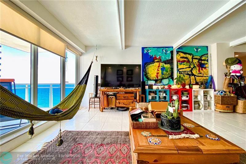 Photo of 3430 Galt Ocean Dr #1504, Fort Lauderdale, FL 33308 (MLS # F10252099)