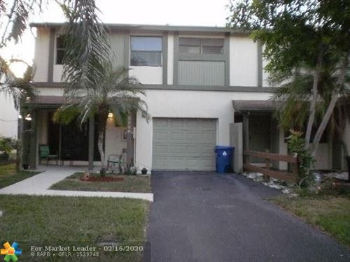 Photo of Listing MLS f10215100 in 4115 NW 79th Ave #4115 Sunrise FL 33351