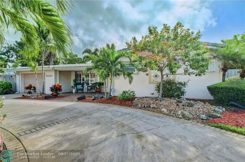 Photo of 5020 NE 26th Ter, Lighthouse Point, FL 33064 (MLS # F10246100)