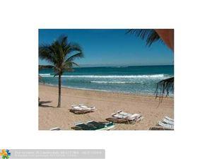 Photo of 3850 GALT OCEAN DR #1104, Fort Lauderdale, FL 33308 (MLS # F10115101)
