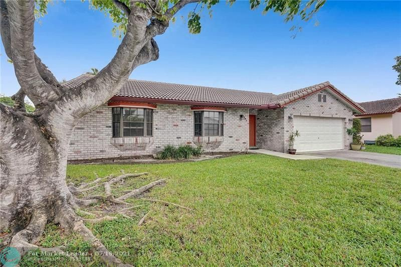 Photo of 1905 NW 79th Ave, Margate, FL 33063 (MLS # F10291101)