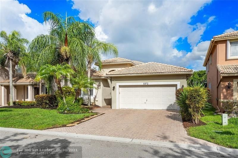 5372 NW 122nd Dr, Coral Springs, FL 33076 - #: F10291102