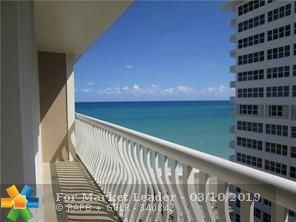 Photo of 4020 Galt Ocean Dr #1010, Fort Lauderdale, FL 33308 (MLS # F10166103)