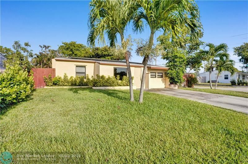 Photo of 5333 N Andrews Ave, Oakland Park, FL 33309 (MLS # F10284103)