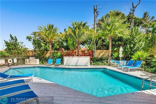 Photo of 3040 N Ocean Blvd #N202, Fort Lauderdale, FL 33308 (MLS # F10301104)