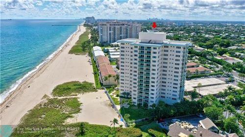 Photo of 6000 N Ocean Blvd #6D, Lauderdale By The Sea, FL 33308 (MLS # F10303104)