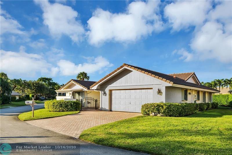 6811 Villas Dr, Boca Raton, FL 33433 - #: F10254104