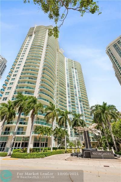 Photo of 347 N New River Dr #2610, Fort Lauderdale, FL 33301 (MLS # F10300104)