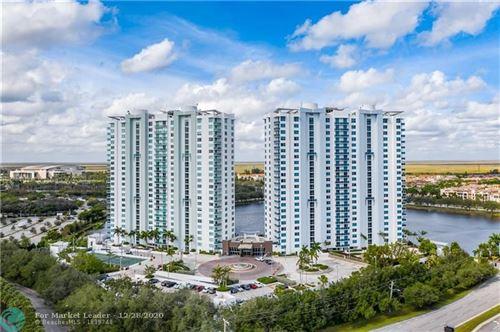Photo of 2681 N Flamingo Rd #1101S, Plantation, FL 33323 (MLS # F10263105)