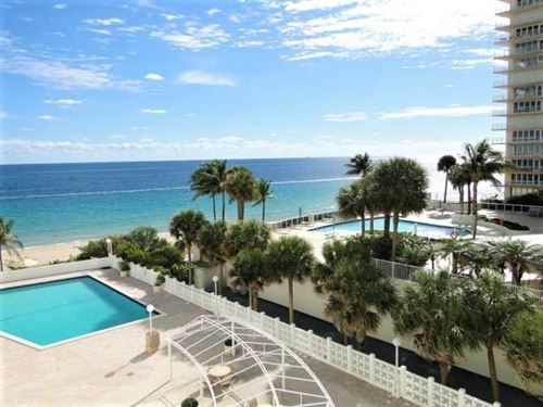 Photo of 4250 Galt Ocean Dr #4M, Fort Lauderdale, FL 33308 (MLS # F10265105)