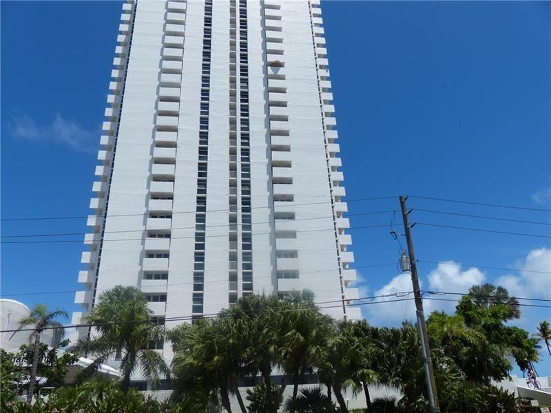 1370 S Ocean Blvd #1405, Pompano Beach, FL 33062 - #: F10269105