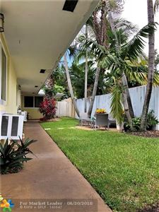 Photo of 1634 NE 4th Place #4, Fort Lauderdale, FL 33301 (MLS # F10129106)