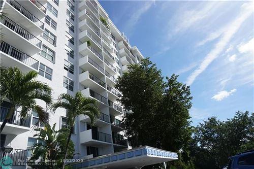 Photo of 1800 N Andrews Ave #9K, Fort Lauderdale, FL 33311 (MLS # F10255106)