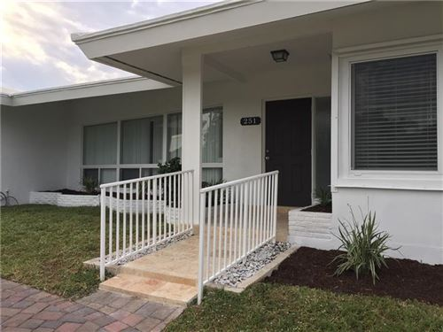 Photo of 251 S Tradewinds Ave, Lauderdale By The Sea, FL 33308 (MLS # F10267106)