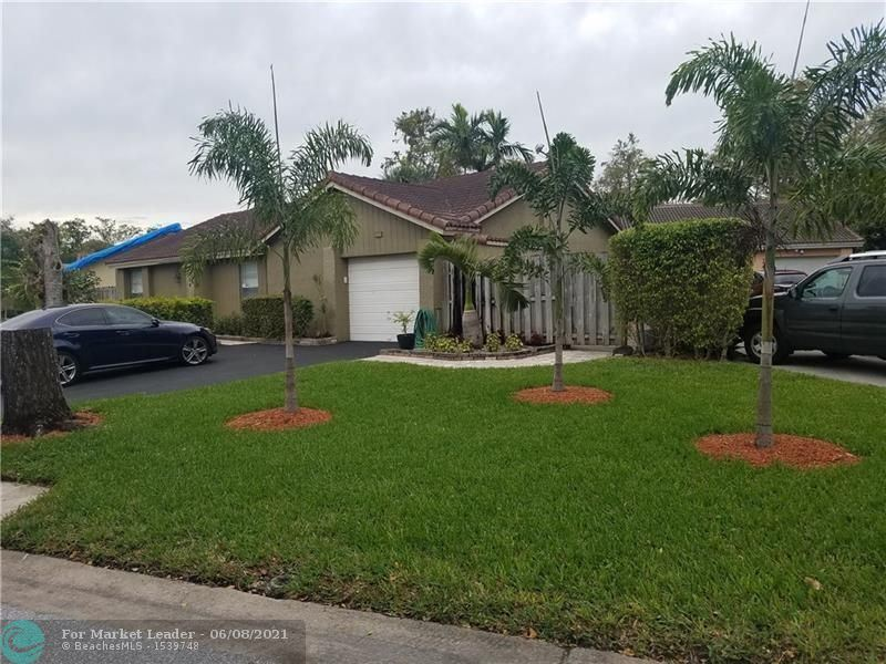 1225 NW 89th Dr, Coral Springs, FL 33071 - #: F10288106
