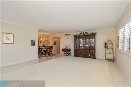 Tiny photo for 3101 NE 47th Ct #601, Fort Lauderdale, FL 33308 (MLS # F10209107)
