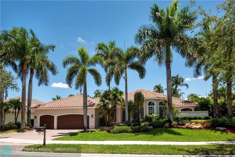 1598 Island Way, Weston, FL 33326 - #: F10235107